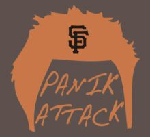 Panik Attack One Piece - Short Sleeve