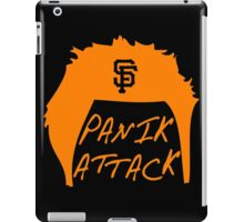 Panik Attack iPad Case/Skin