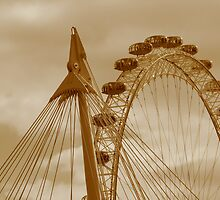 The Wheel and the Bridge by HelenBanham