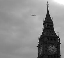 Big Ben  by HelenBanham