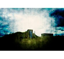 Bunker 2 Photographic Print