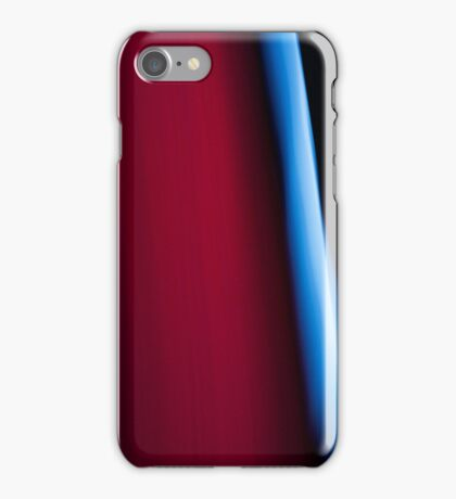 Red Falls iPhone Case/Skin