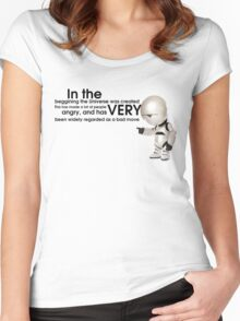 Universe Creation Women's Fitted Scoop T-Shirt