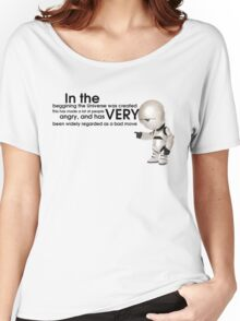 Universe Creation Women's Relaxed Fit T-Shirt
