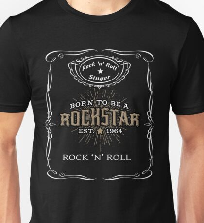 Love Rock and Roll Unisex T-Shirt