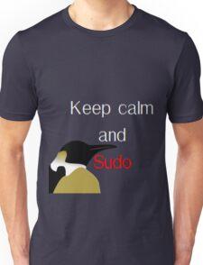 Sudo Penguin Unisex T-Shirt