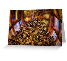 Christmas Opulence Greeting Card
