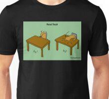 Head Desk Unisex T-Shirt