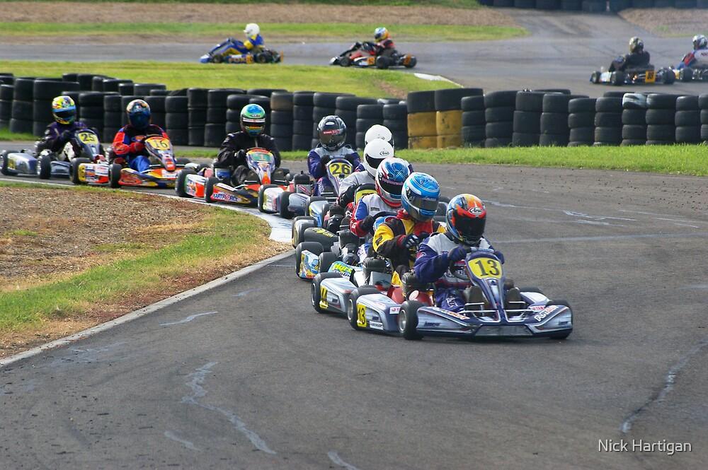 Racing Line by Nick Hartigan