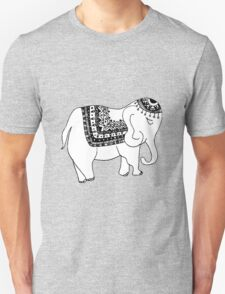 Asian/Indian Inspired Elephant T-Shirt