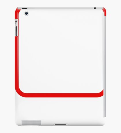 Game Over Wedding Funny Text Message Married Marriage iPad Case/Skin