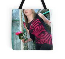 Out of the glasshouse Tote Bag