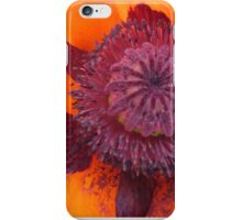 Poppy Heart iPhone Case/Skin