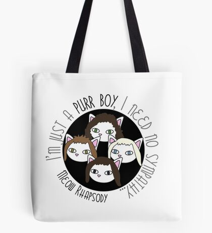 Meow Rhapsody 3 Tote Bag