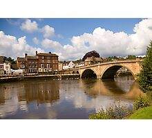 River Severn Photographic Print