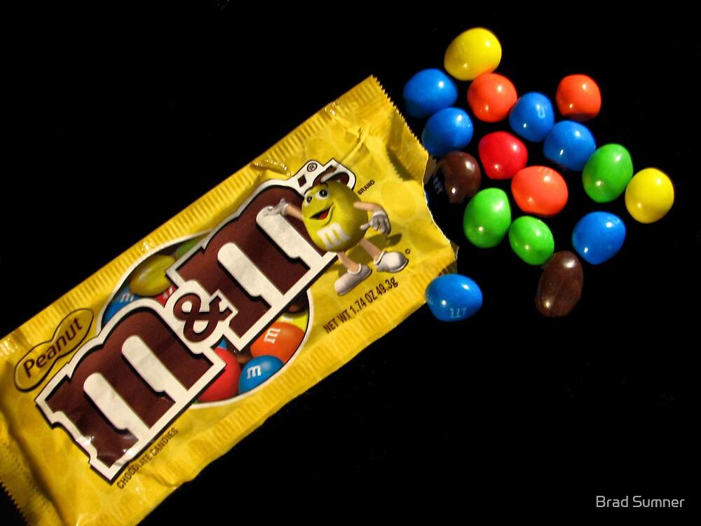 m&ms peanut by Brad Sumner