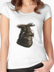 Rygel Painting Women's Fitted Scoop T-Shirt