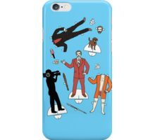 Cut It Out: Ron Burgundy iPhone Case/Skin