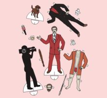 Cut It Out: Ron Burgundy Kids Clothes