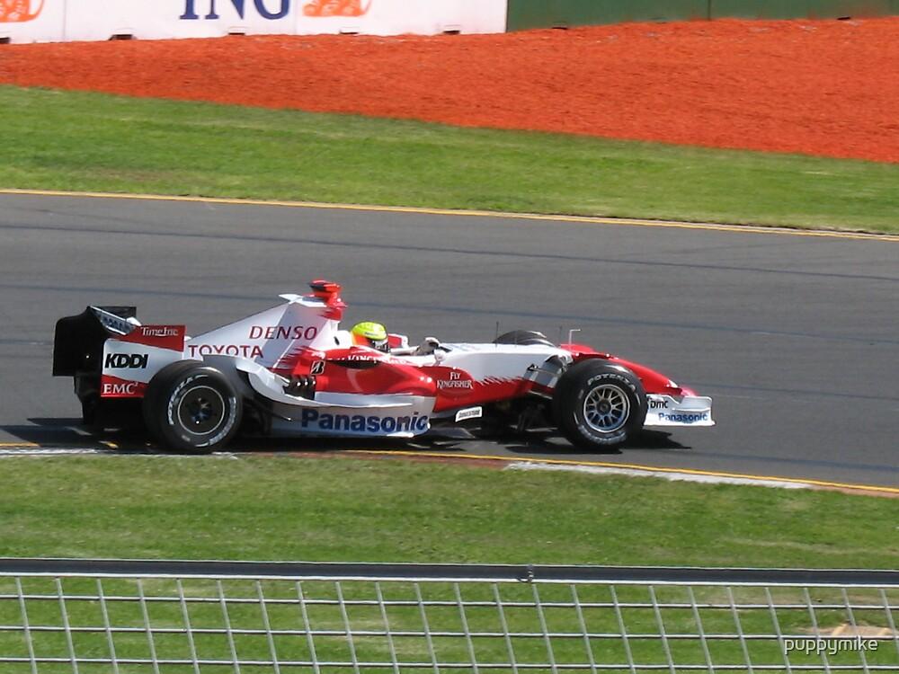 Toyota - Schumacher by puppymike