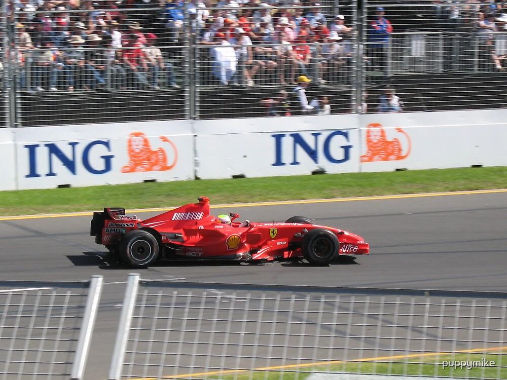 Felipe Massa - Ferrari by puppymike