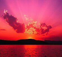 SUNSET by LOIDA MARTIN