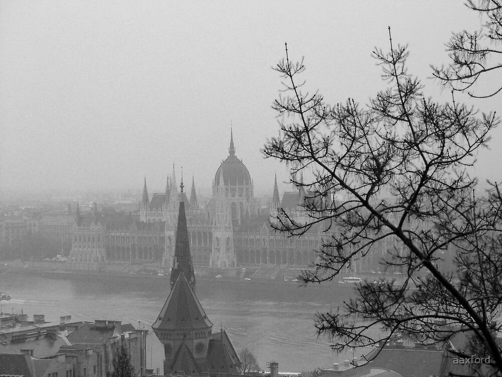Budapest by aaxford