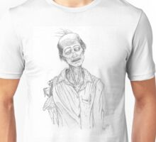 Emaciated Zombie Unisex T-Shirt