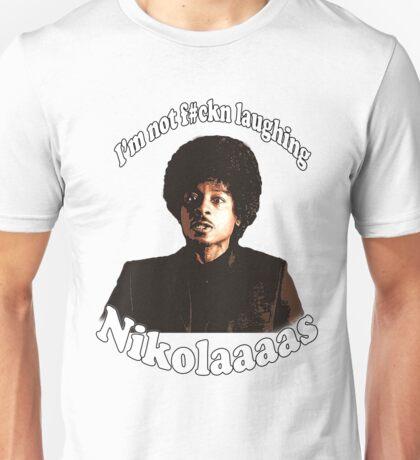 Nikolaaaaaaaaaas! Unisex T-Shirt