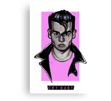 Cry-Baby *RE-EDITED! Canvas Print