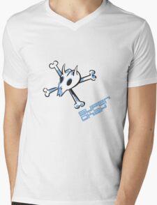 Superokay Skulkie Mens V-Neck T-Shirt