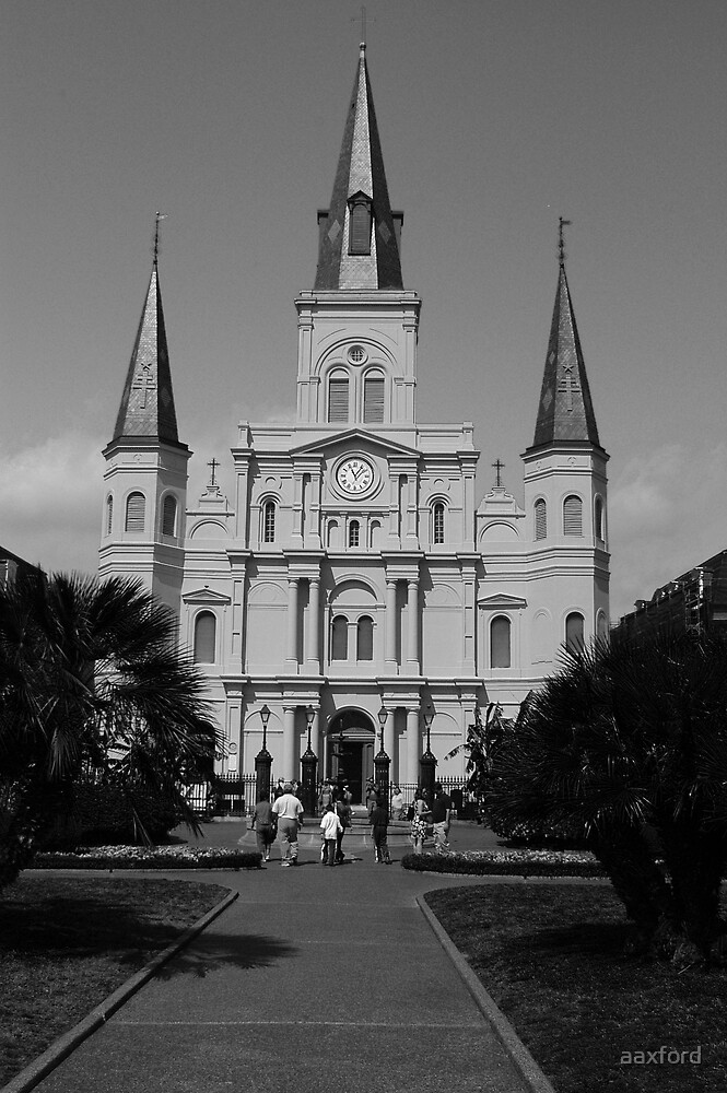 New Orleans by aaxford