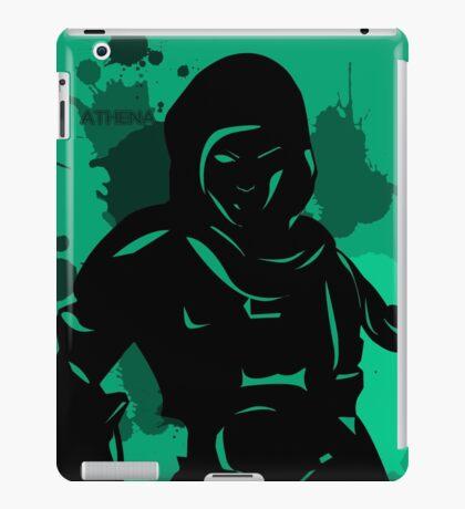 Miss Athena - Borderlands iPad Case/Skin