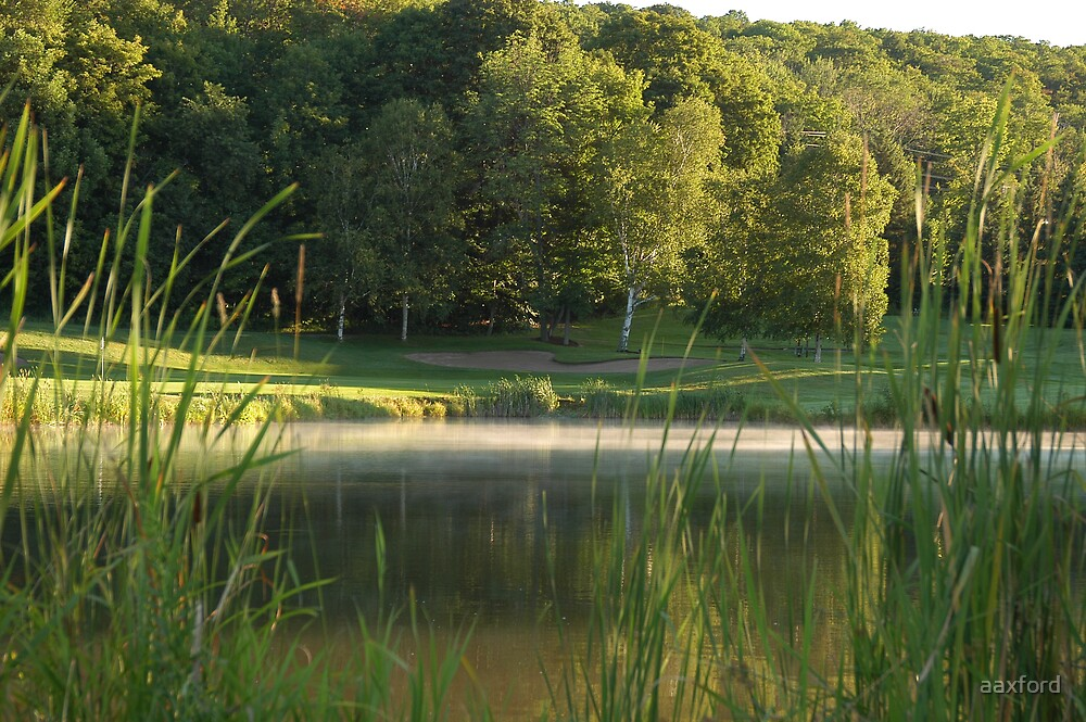 Deerhurst Park, Canada  by aaxford
