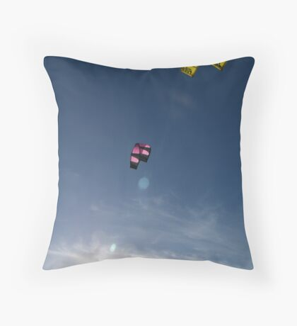 Kite 1 Throw Pillow