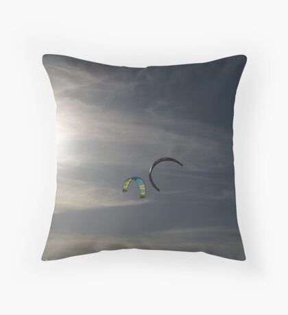 Kite 4 Throw Pillow