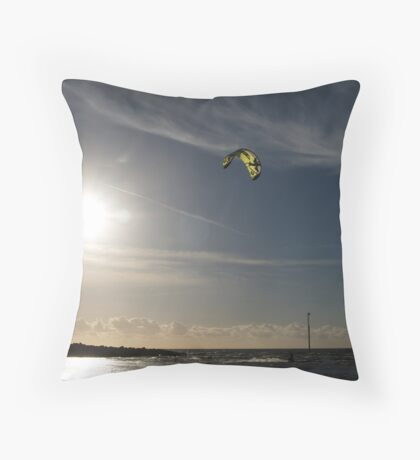 Kite 6 Throw Pillow