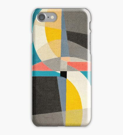 Sailing on the Canal iPhone Case/Skin