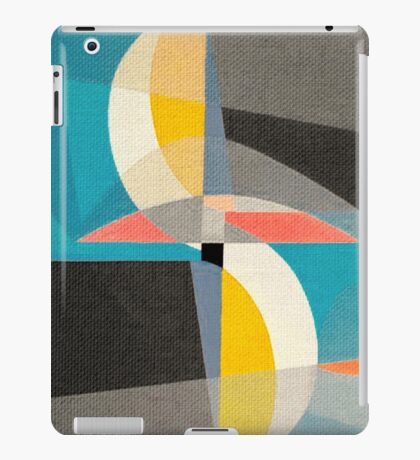 Sailing on the Canal iPad Case/Skin