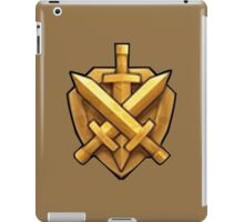 Clash LEAGUE iPad Case/Skin