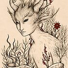 Fae (Card) by NadiaTurner