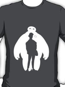 """Tadashi Is Here"" T-Shirt"