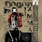 DOGON SHAMAN by arteology