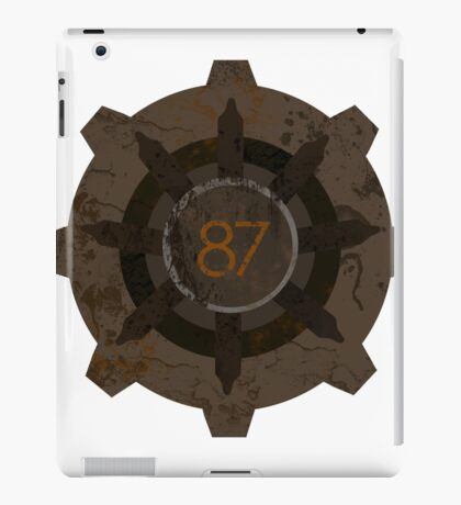 Vault 87 II  iPad Case/Skin