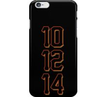The Dynasty iPhone Case/Skin