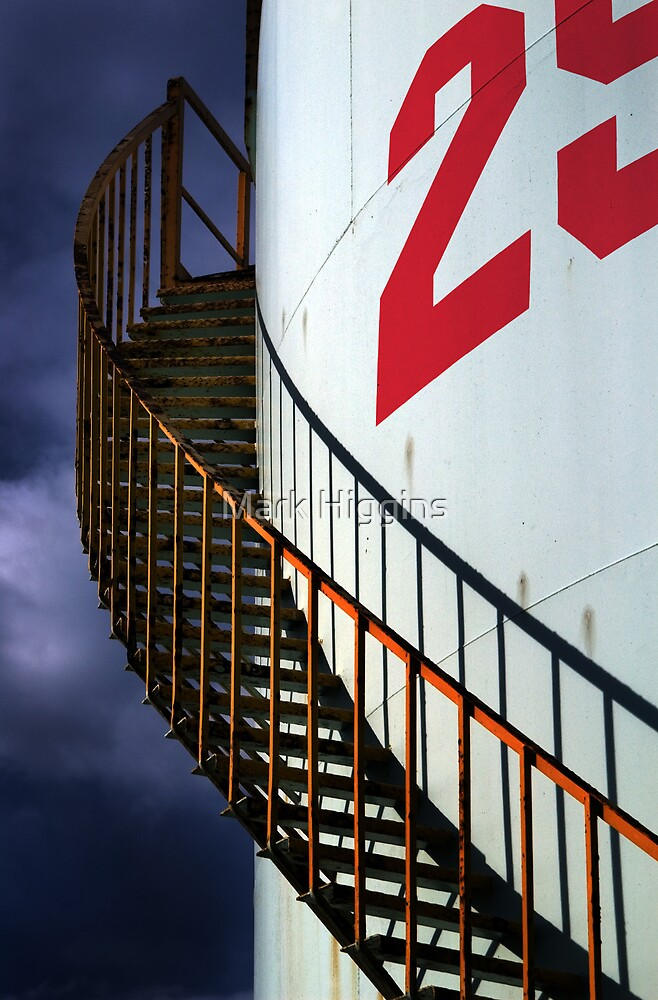 Stairway to Heaven by Mark Higgins