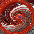 CATHERINE-WHEEL RED  by Rexcharles