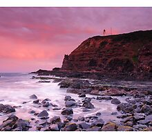 Cape Schanck Lighthouse by Sam Sneddon