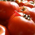 Happy Tomato!!! by Anita Donohoe