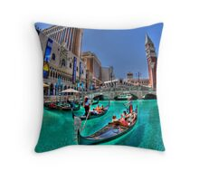 Mid-Day Dream Throw Pillow